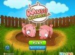 Расставь свинок на ферме