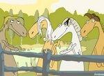 Лошади поют в хоре