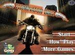 Терминатор: Гонки на мотоцикле