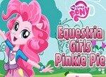 Девушки Эквестрии: Наряд для Пинки Пай