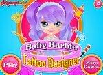 Малышка Барби: Мастер татуировок