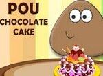Pou: Готовим шоколадный торт