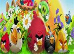 Angry Birds: Спрятанные числа