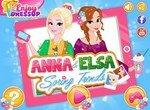 Весенние тренды для Анны и Эльзы