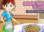 Кухня Сары: Карбонара