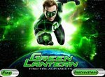 Зеленый Фонарь: Найди буквы