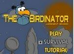 Полет птицы по кличке Терминатор