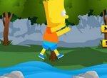 Симпсоны: Прыжки по камням
