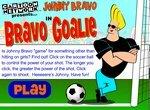 Джонни Браво: Футбольный вратарь