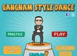 PSY Gangnam Style: Репетиция танца