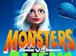 Монстры против пришельцев: Сходство картинок