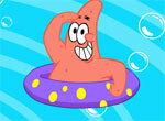 Морской бой Спанч Боба