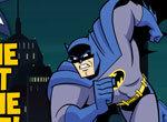 Бэтмен в ночном городе