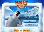 Делай ноги: Заплыв пингвина