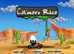 Веселые гонки с Калимеро