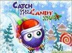 Поймай конфету в Рождество