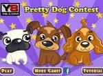 Собаки: Подготовка к конкурсу красоты