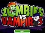 Зомби против вампиров