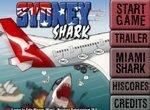 Кровожадная акула в Сиднее