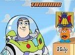 История игрушек: Меткий Базз