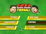 Супер спортивные головы в футболе