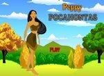 Создай элегантный образ для Покахонтас