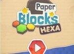 Собери бумажные блоки Гекса