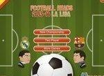 Футбольные головы в Лиге Чемпионов 2013/2014