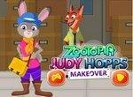 Зверополис: Макияж для Джуди Хопс