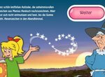 Биби — маленькая волшебница: Звездный путь