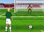 Тренировка юного футболиста