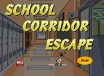 Побег из коридора школы