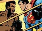 Пазл: Супермен против Мухаммеда Али