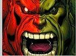 Пятнашки: Зеленый Халк против Красного Халка