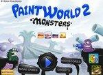 Монстры в  мире клякс 2