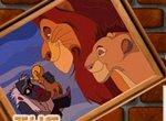 Король Лев: Собери картинку