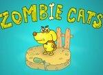 Кит виси Кэт: Зомби-коты