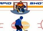 Хоккей: Отработка бросков