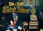 Бродилка Том и Джерри: Встреча с Шерлоком