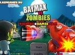 Город героев:  Беймакс против Зомби