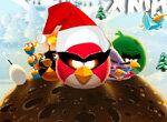 Рождественские каникулы сердитых птиц