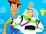 История игрушек: Одень Вуди и Базза