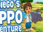 Приключения Диего  и бегемота