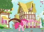 Прогулка Пинки Пай за кексами