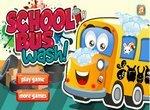 Автомойка: Моем школьный автобус