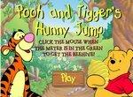 Прыжки Винни-Пуха и Тигры за медом