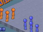 Сине-оранжевая война
