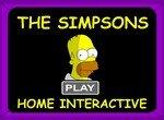 Интерактивный дом семьи Симпсонов