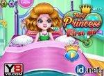 Первая помощь малышке принцессе