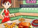 Кухня Сары: Рождественский ужин